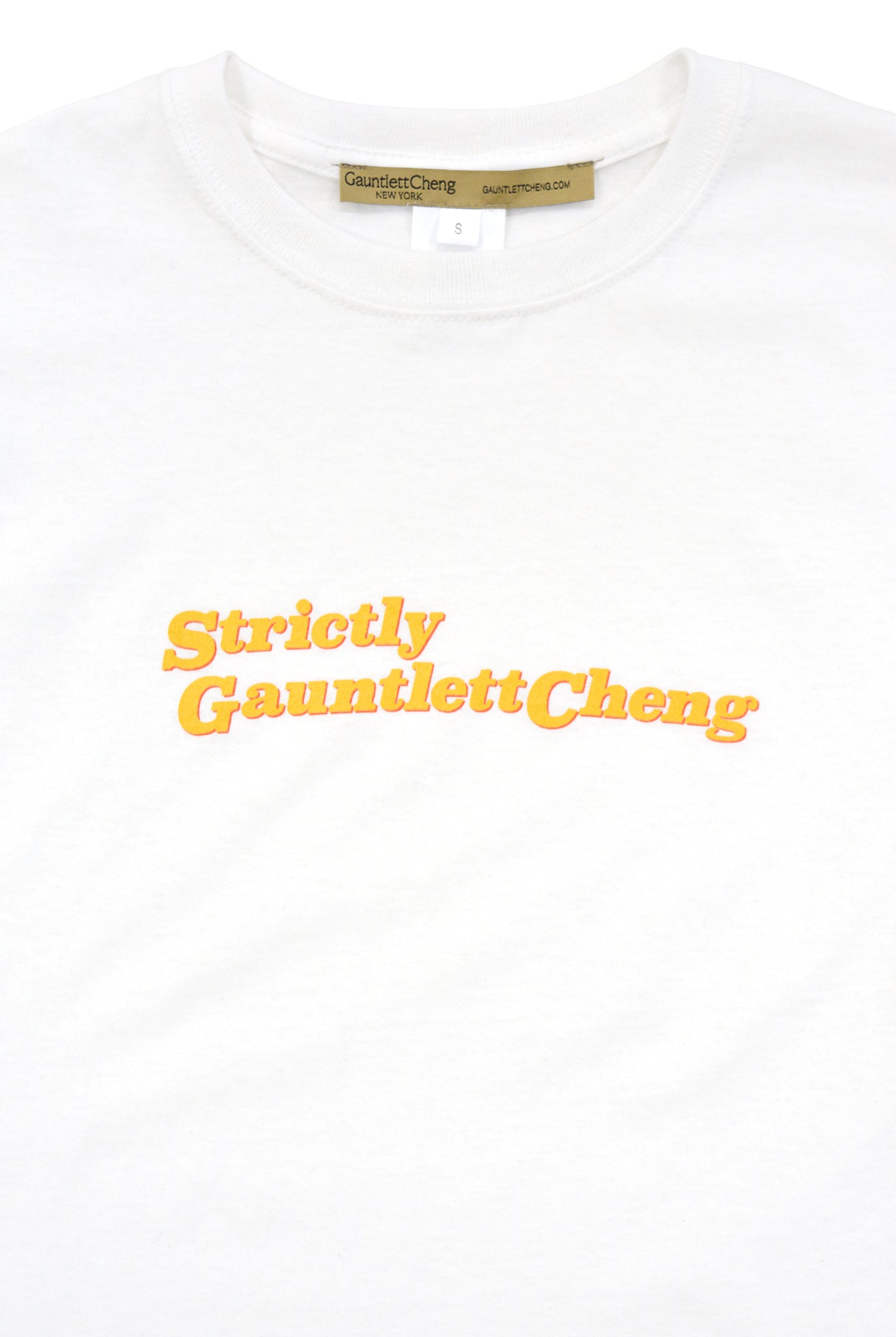 Strictly Gauntlett Cheng Fitted Tee