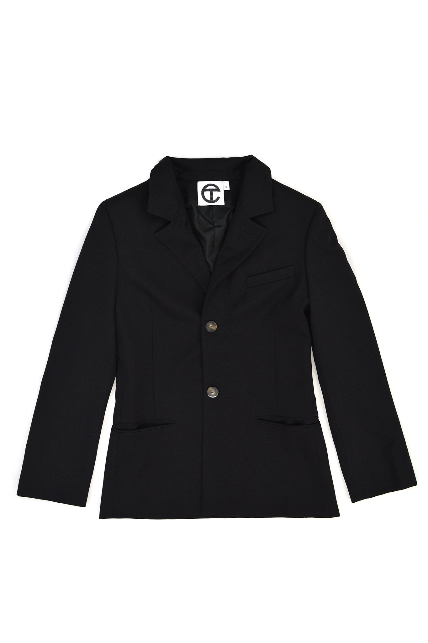 Telfar High Collar Blazer