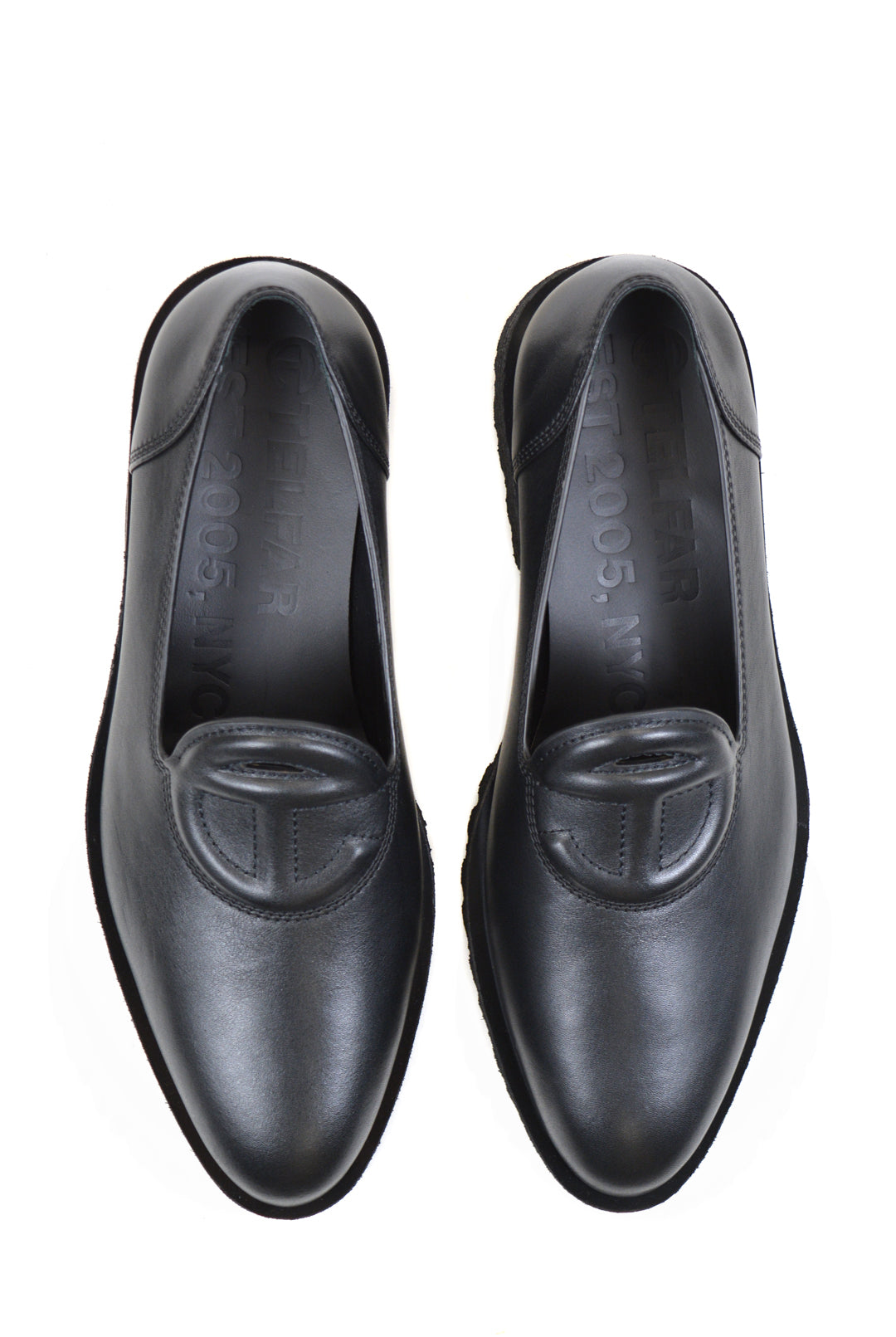 Telfar Logo Loafers