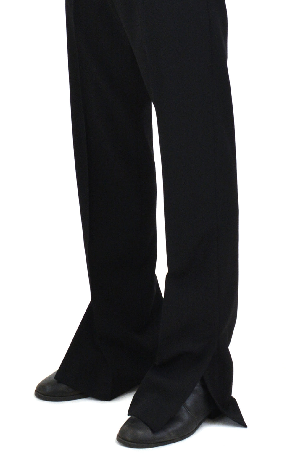 Telfar Split Tailored Trousers