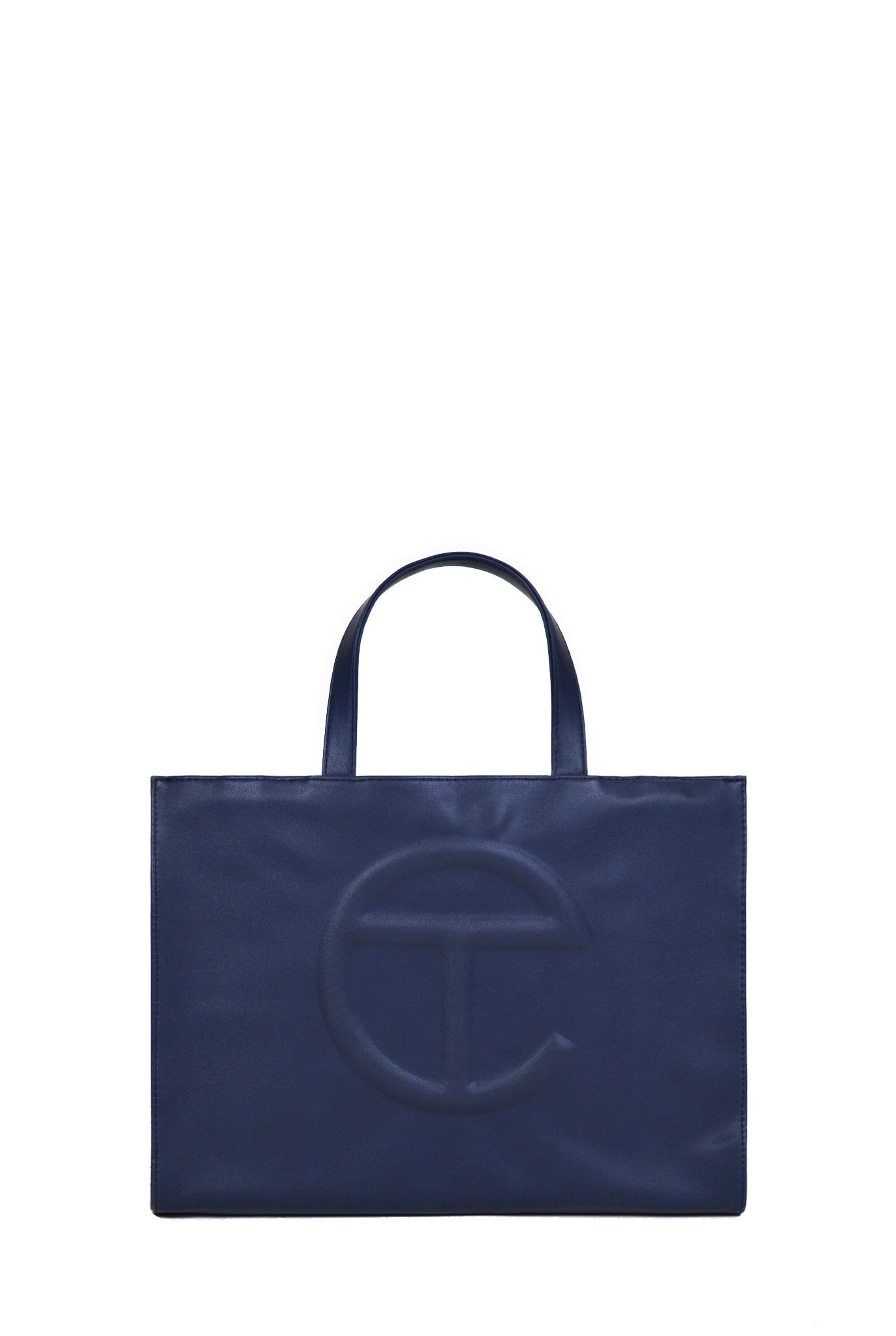 Telfar Medium Shopping Bag, Navy