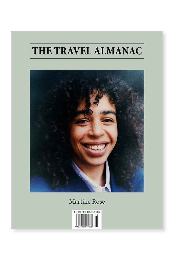 The Travel Almanac, Issue 18