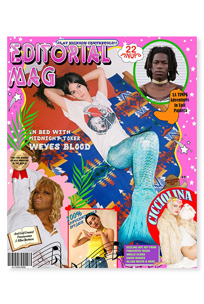 The Editorial Magazine, Issue 16