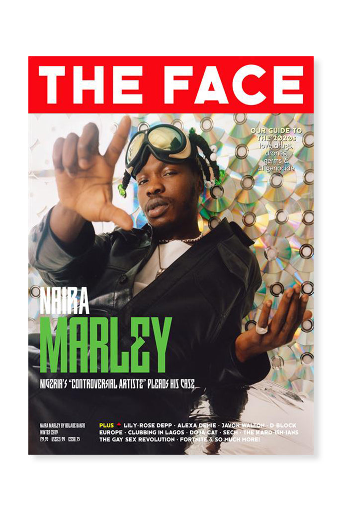The Face, Winter 2019