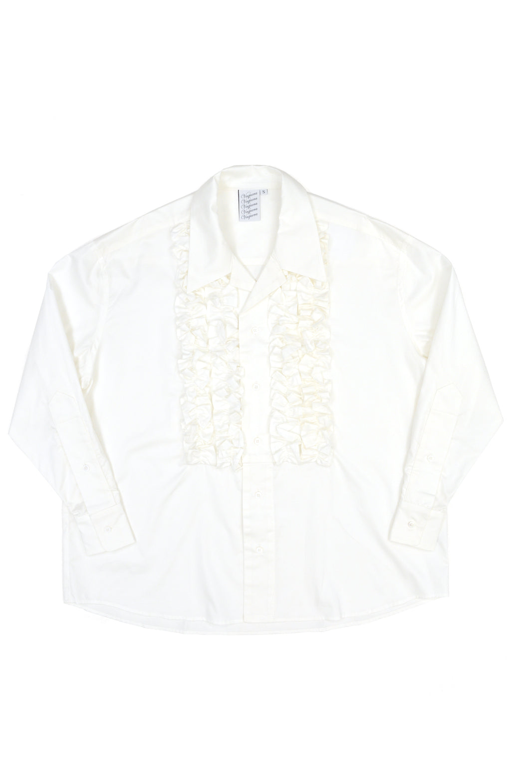 Vaquera Ruffled Buttondown