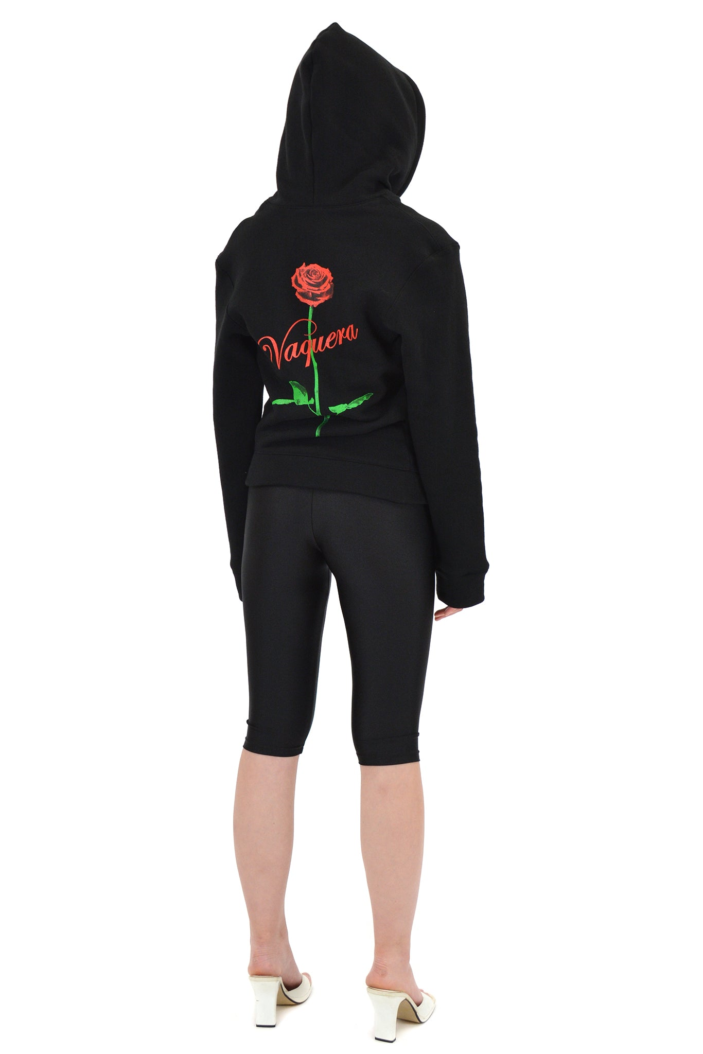 Vaquera Twisted Hoodie