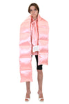 Vaquera Pink Satin Bedding Scarf - ONE LEFT!