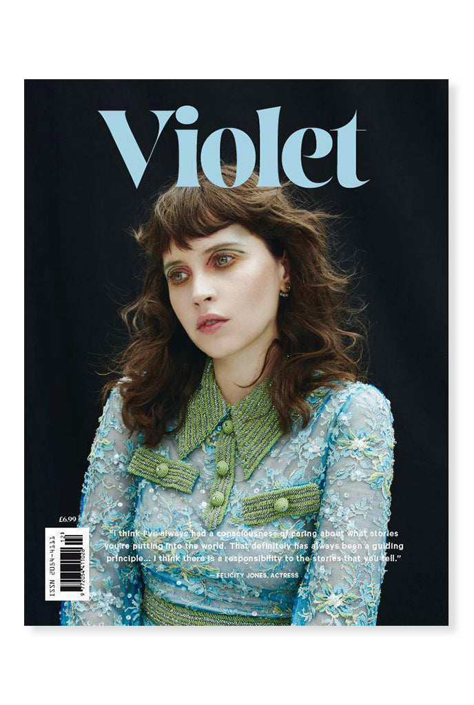 Violet, Issue 12