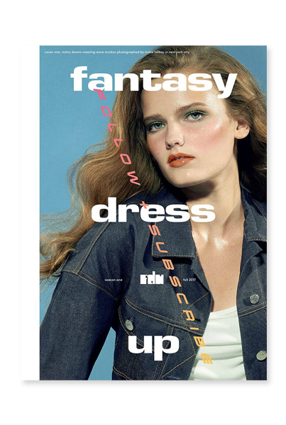 Fantasy Dress Up Magazine, Season 1