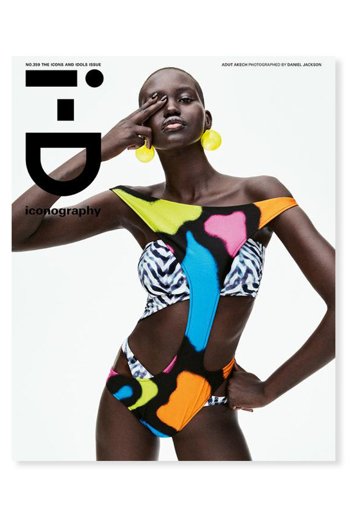 i-D, Issue 359 - The Icons and Idols Issue