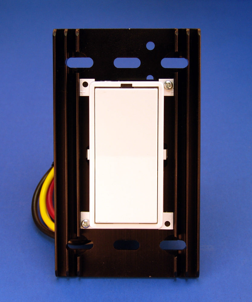 PulseWorx WCP-15: Wall Switch Cover Plate, 1500W - Screwless