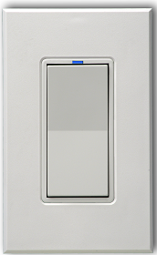 HAI - WS1DL-55A00-3: Wall Switch/Dimmer-2400W/12.5A