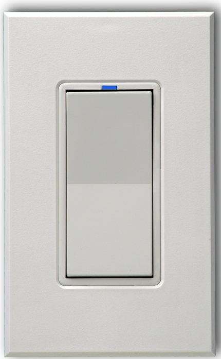 Relay Dimming - WS-277 Wall Switch Dimmer - 277V