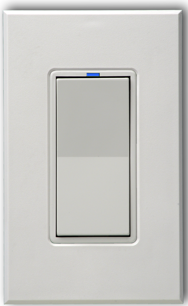 Relay Dimming - WS-120 Wall Switch Dimmer - 120V