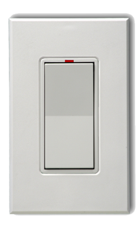 SWX-RWS - Remote Wall Switch - Standard - Red LED