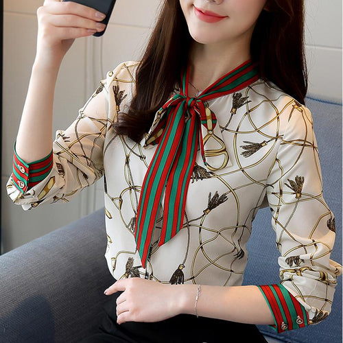 Retro Ladies Blouse