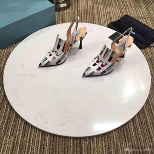 Luxury high-heeled sandals - hot designer sandals