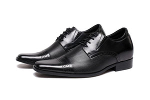 Men's Black Shoes - Formal