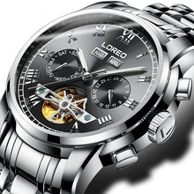 Load image into Gallery viewer, Men's High-end Automatic Mechanical Watch / Luminous Tourbillon Watch
