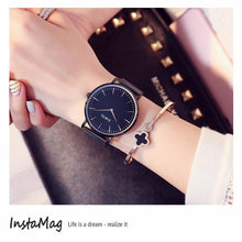 Load image into Gallery viewer, GIMTO Brand Stainless Steel Luxury Fashion Quartz Women's Casual Gold Watch