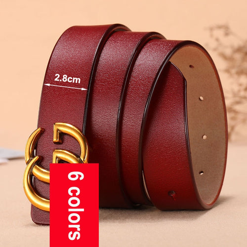 Double G Vintage - Brand Buckle ...6 Colors