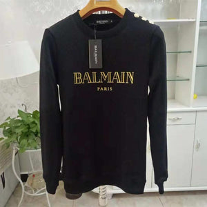 Balmain High Quality Designer Hoodies