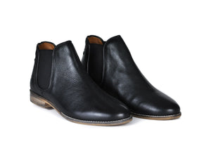 The Classic Black Boots