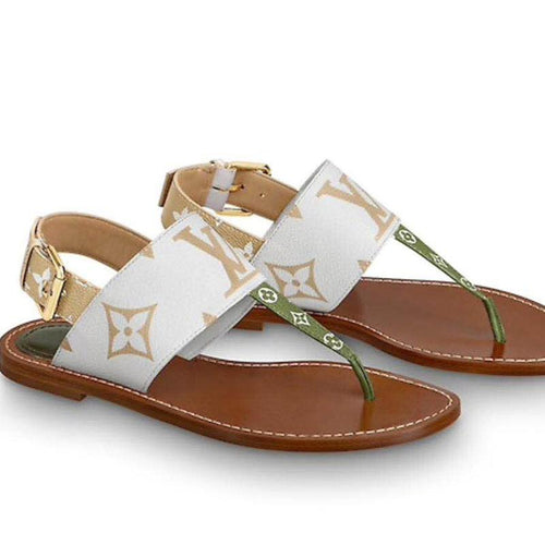 Luxury Design Women's Flat Sandals