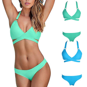 Brazilian Push Up Bikini Set - Two Piece Bathing Suits