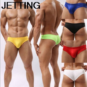 Soft Briefs Men/Candy Color Briefs