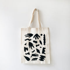 """Shapes"" Tote Bag by Jocelyn Tsaih"