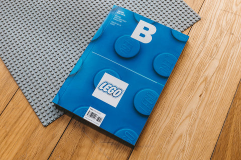 """LEGO"" - Magazine B, Issue 13"