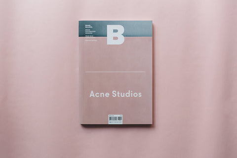 """ACNE STUDIOS"" — Magazine B, Issue 61"