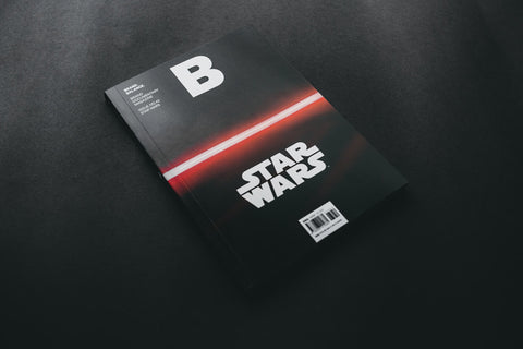 """Star Wars"" — Magazine B, Issue 42"