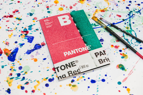 """Pantone"" — Magazine B, Issue 46"