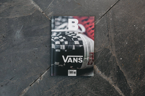 """Vans"" — Magazine B, Issue 13"