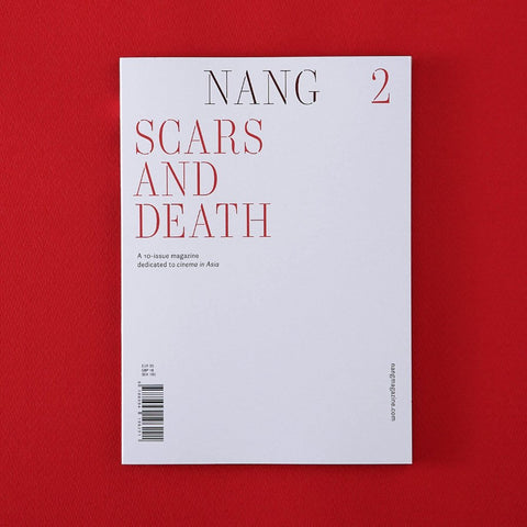 """Scars and Death"" – NANG Magazine, Issue 2"
