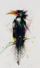 """TOUCAN"" by HUA TUNAN, limited edition of 100"