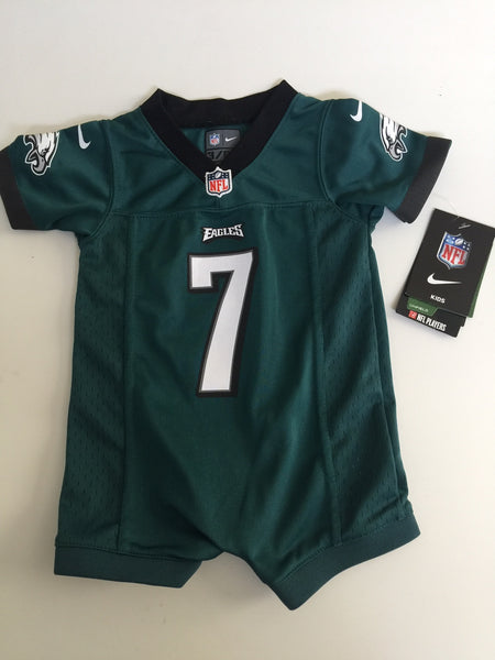Michael Vick Eagles Jersey Baby Creeper