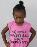 'Grandma's House' T-shirt