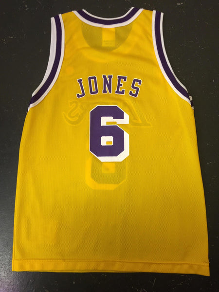 Eddie Jones Laker Jersey