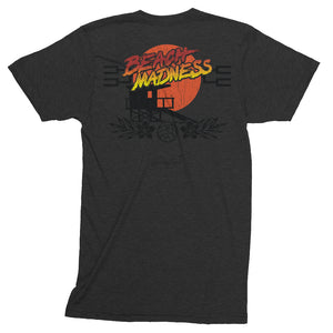 Sunday Crew MB Madness Short sleeve soft t-shirt