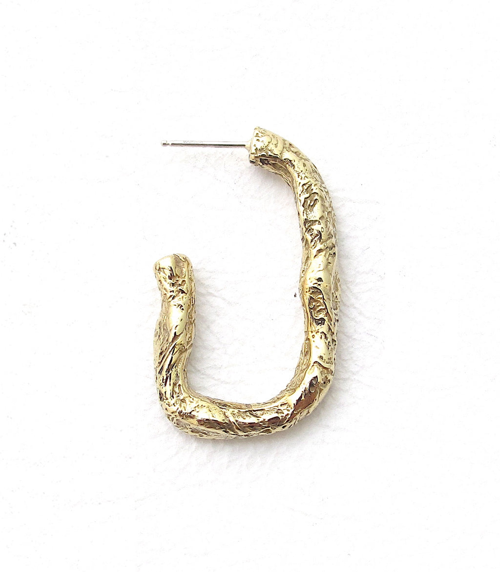 Fragment hoops, bronze