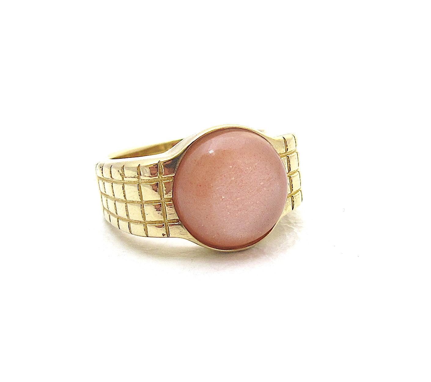 Lattice, Peach moonstone
