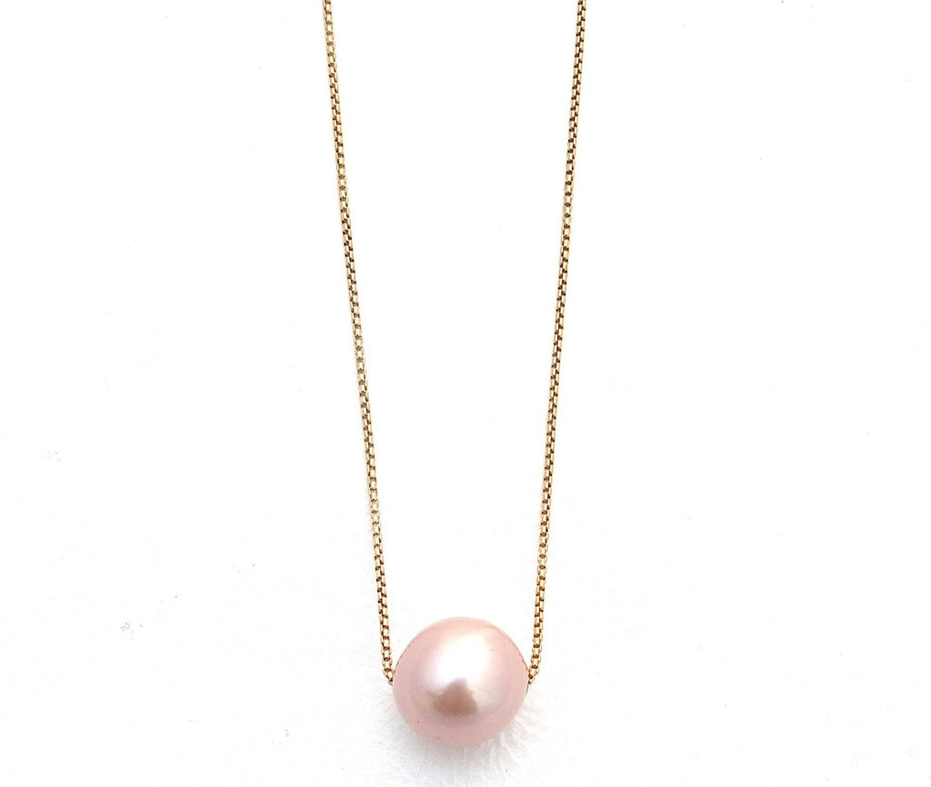 Orb choker, pearl +more options