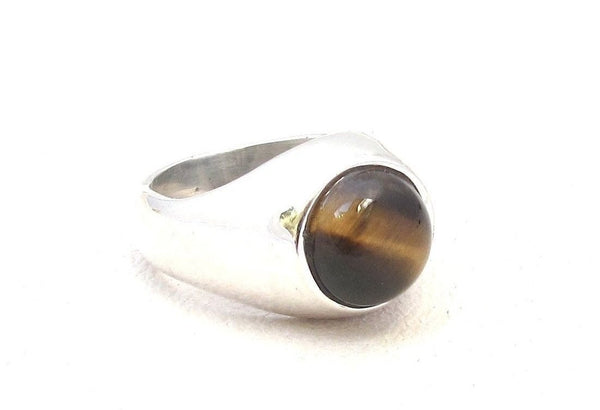 Signet, Tiger's eye