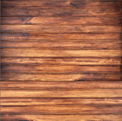 Canvas Brown Wood Floor Backdrop #103421
