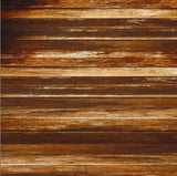 Canvas Brown Wood Floor Backdrop