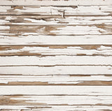 Canvas White Pealed Wood Floor Backdrop