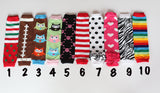 Leg Warmers 10 Styles to Choose From